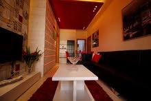 شقة مفروشة فاخرة للايجار في عمان الاردن - الشميساني شارع الثقافة