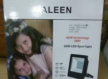 كشاف ليد 50 واط LED Flood Light 50 watt