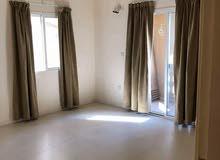شقة غرفتين للايجار في الحورة