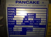 مولد جديد نوع pancake 20 kva