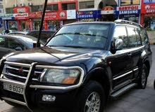 1 - 9,999 km Mitsubishi Pajero 2002 for sale