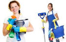 التنظيف المميز للمنازل