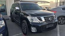 2016 Nissan patrol platinum Full options Gulf specs big engine