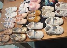 أحذية أطفال رضع عمر 3 شهور- 1 سنة