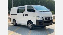 Nissan Urvan 2016 6 seats (Automatic) Ref#622