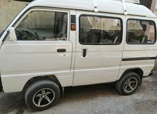 سوزوكي ڤان 7 راكب 2011 للبيع
