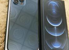 ايفون 12 برو ماكس مع ضمان مميز وقوي جدا