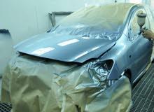 Car plumbing and car painting technicians سمكري ودهان سيارات السعودية