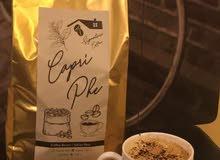 قهوة حب محمص