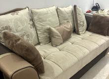 home center sofa set 99/100 condition barely used