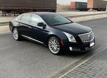 Cadillac XTS 4 Platinum 2013 (Blue)