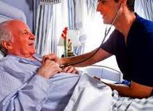 تمريض ورعايه كبار السن