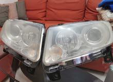 jeep grand cherokee 2012 original xenon headlights