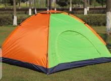 خيمة رحلات مميزه/ متوفر احجام ولعدة أشخاص