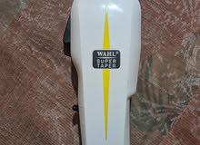 ماكينة حلاقة wahl امريكية اصلية استخدمت مرة واحدة كالجديدة بالكرتونة