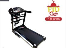 One Way Home use Treadmill with LCD Screen