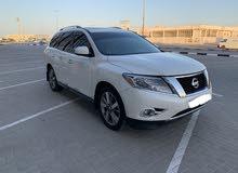 Nissan Pathfinder 2016 platinum 4wdنيسان باثفندر