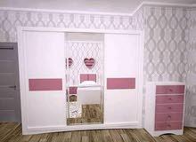 غرفة نوم أطفال مديل حديث
