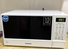 Samsung  Microwave oven ME83DW Solo MWO with ceramic enamel, 23L.