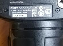 كامرا نيكون b500