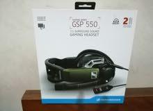 Sennheiser GSP 550 Dolby 7.1 Surround Sound Open Back Gaming Headset