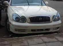 سوناتا 2005 نظيف