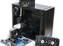 مطلوب كمبيوتر العاب بسعر مناسب
