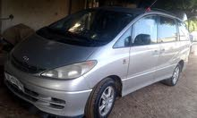 Toyota Previa 2000 For sale - Silver color