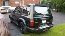 تويوتا لاندكروزر 1997 ليمتيد ليلى علوي V6 4WD محرك 24