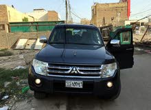 Mitsubishi Pajero 2010 For sale - Black color