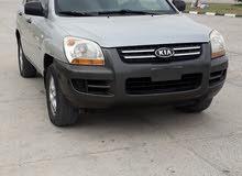 Automatic Kia 2005 for sale - Used - Misrata city
