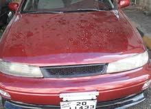 Kia Sephia 1995 For sale - Maroon color