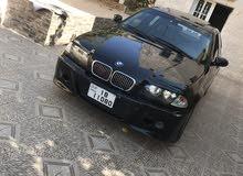Automatic BMW e46 2001