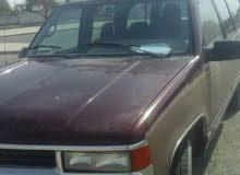 For sale 1995 Maroon Suburban