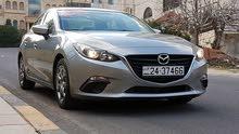 Mazda 3 2015 /حرة جديد بحالة الوكالة