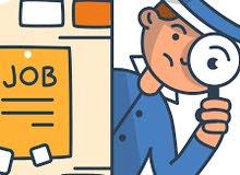 باحث عن اي عمل