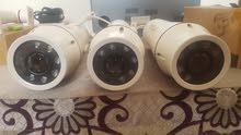كاميرات مراقبة جديدة