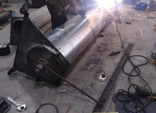 عصارة سجاد 2 متر و 3 متر و 4 متر تصنيع على حسب الطلب والمواصفات