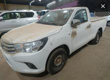 Toyota Hilux car for sale 2016 in Tripoli city