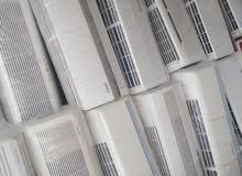 للبيع جميع انواع المكيفات السبلت مع التركيب والتوصيل 0539020481
