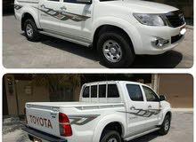Toyota Hillux 2015 4*4