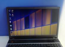 Laptop Samsung 510 4th generation Core i5 4gb Ram 500gb hdd