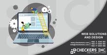 تصميم وبرمجة المواقع الالكترونية وتطبيقات الهواتف Android & IOS