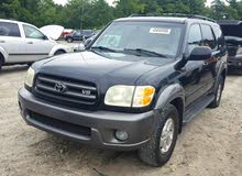 2004 Toyota Sequoia for sale in Tripoli