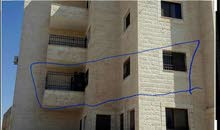 3 rooms  apartment for sale in Madaba city Madaba Center
