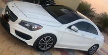 White Mercedes Benz CLA 250 2017 for sale