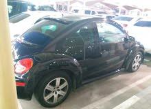 بيتل 2006 اللون اسود  فول اوبشن