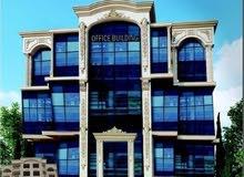 للإيجار مبنى إداري 5 أدوار بالشيراتون