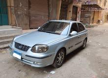 Hyundai Verna in Cairo