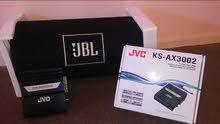 بازوقا JBL 1000 w + جي إم JVC 370 w